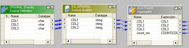 Separating duplicate and non-duplicate rows to separate tables